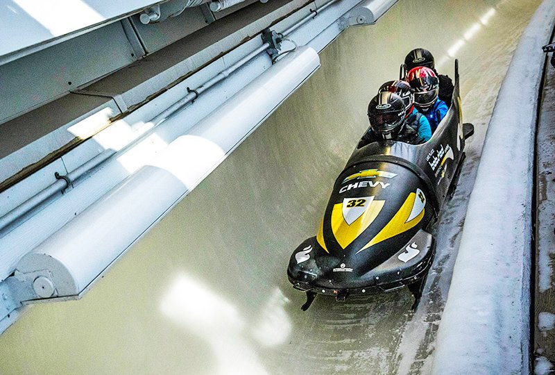The Best Destinations for Those Who Want to Learn How to Bobsled