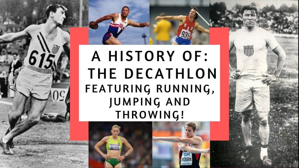 The Long and Interesting History of the Decathlon