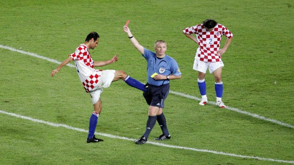 Historic moments at the FIFA world cup