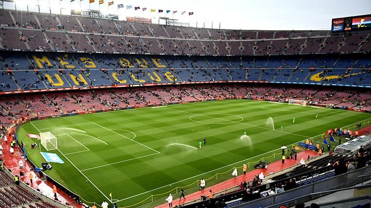 Which Football Arenas Are The Biggest In The World?