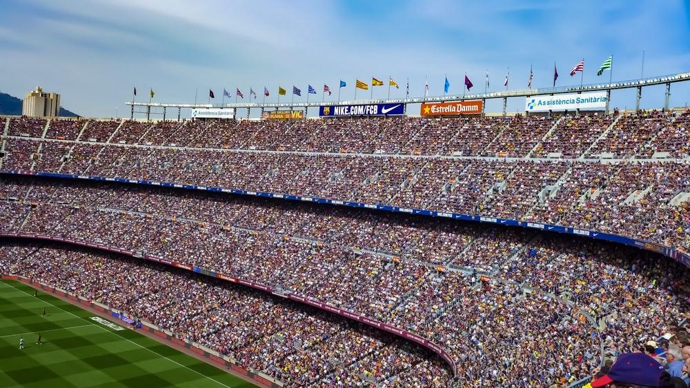 football arenas