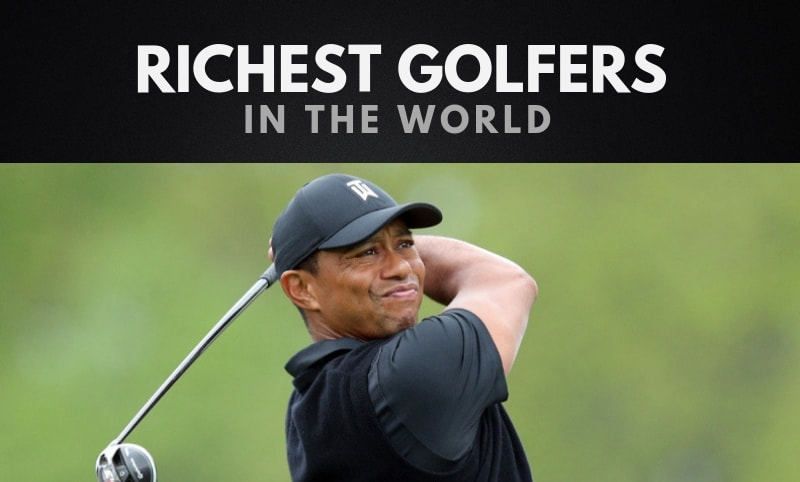 The 5 Richest Professional Golfers of All Time