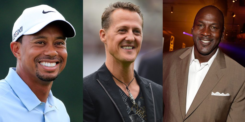 Who Are The Richest Professional Athletes in the World