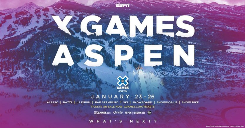Who Competed In The 2020 X Games In Aspen?