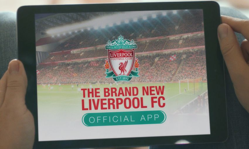 Watch Liverpool FC On Your Smartphone