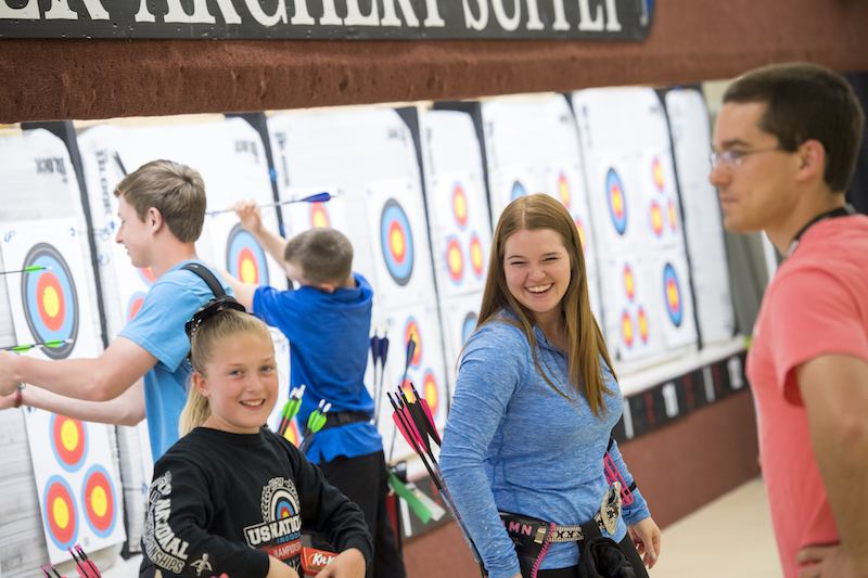 How To Get Involved In Youth Archery