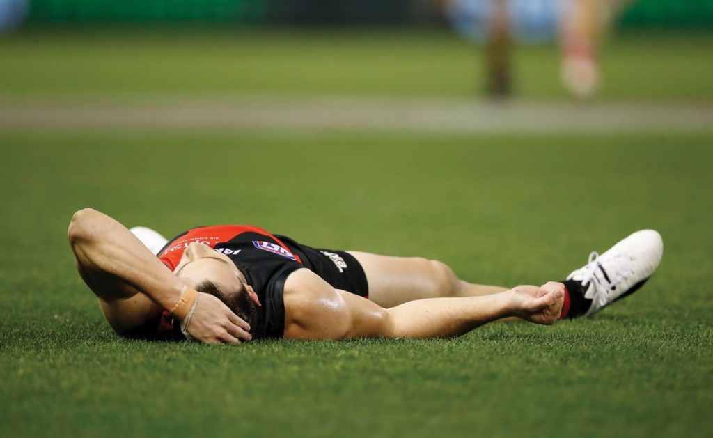 Sports Athletes With Injuries Retired Young