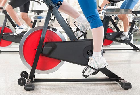 The Best Stationary Bike Workouts for Calves