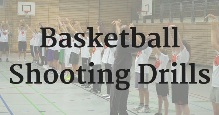 Shooting Drills In Basketball To Get You A Leg Up