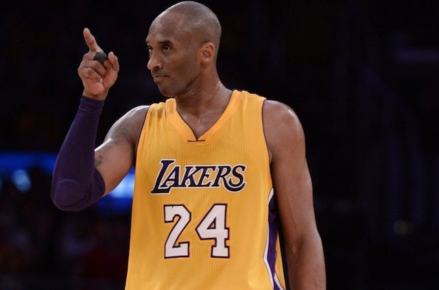 Training Tips From Kobe Bryant