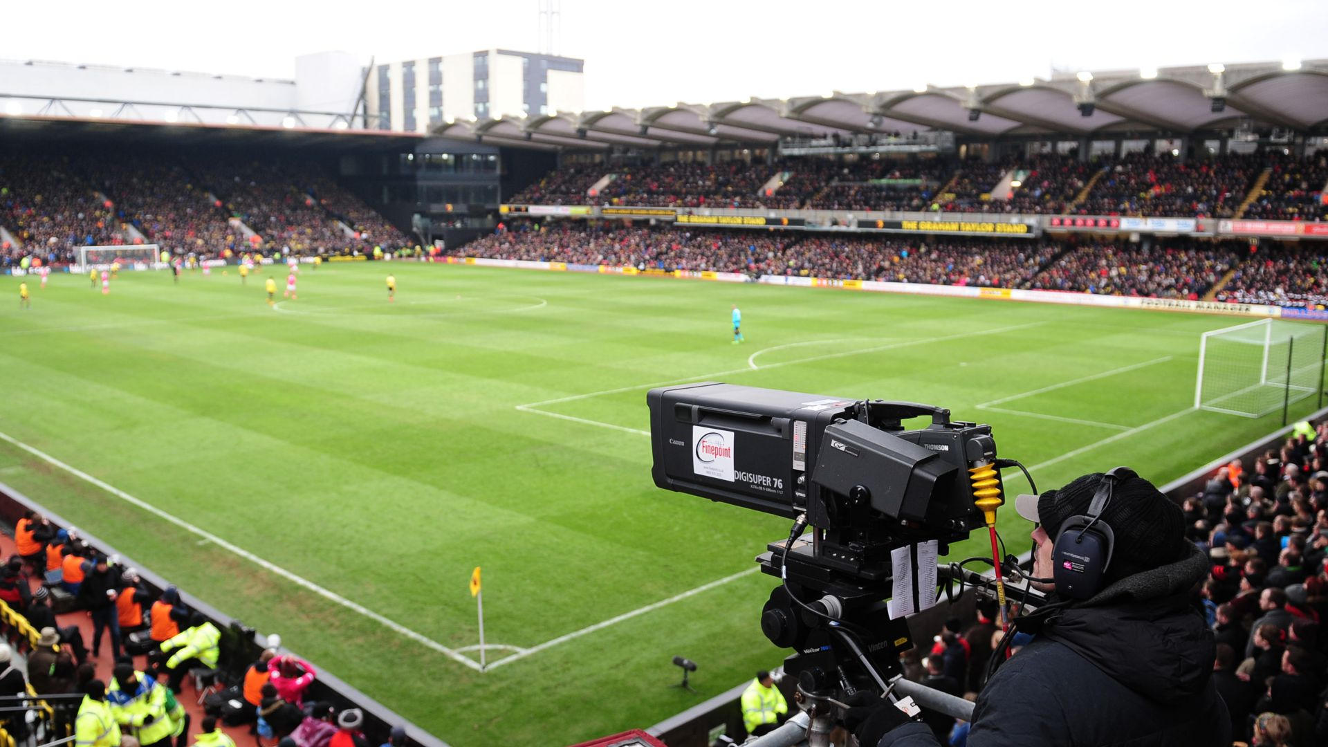 Live Football On TV - The Best Channels to Watch
