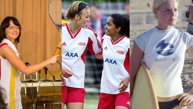 The Best Movies About Female Athletes