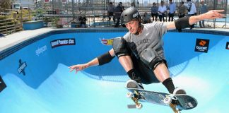 Skateboard Professionals Richlist