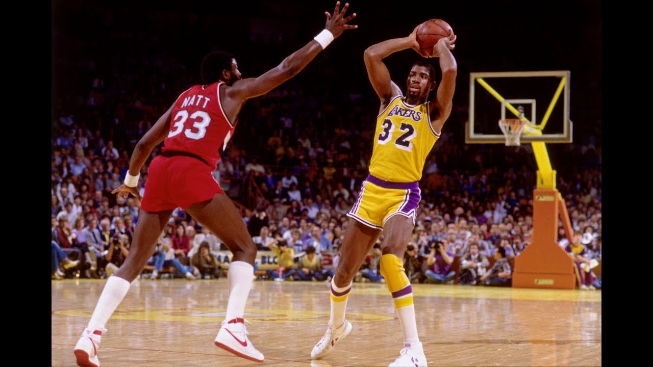 Learn About the Incredible Career of Magic Johnson
