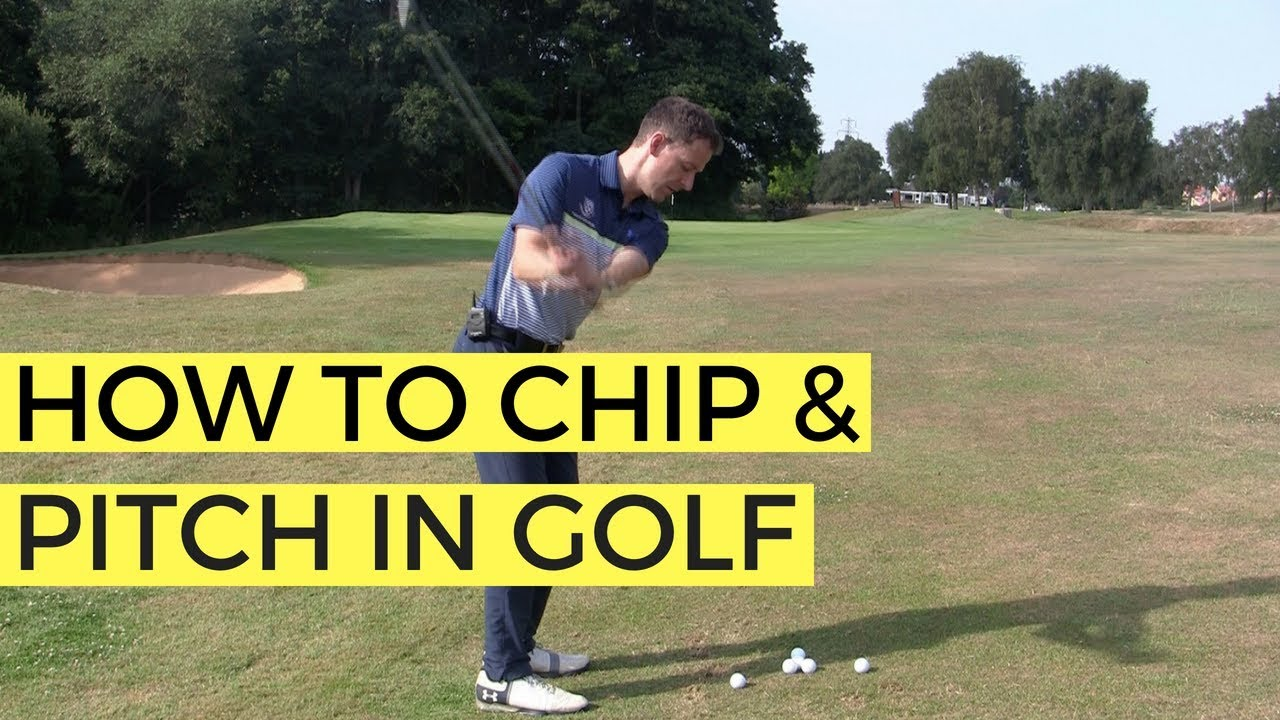 Tips for a Great Shot when Chipping in Golf