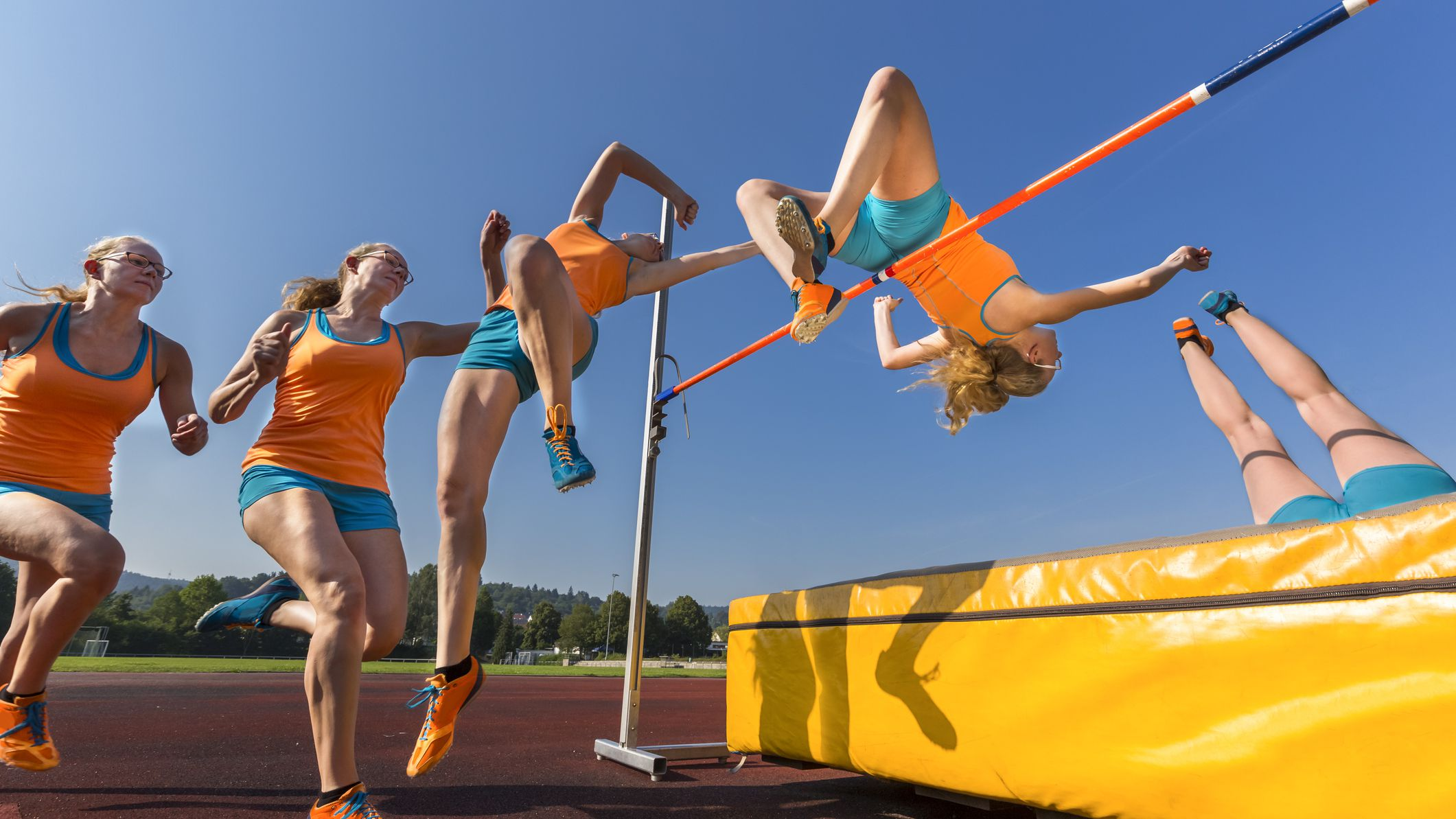 The High Jump: Discover this Track and Field Sport