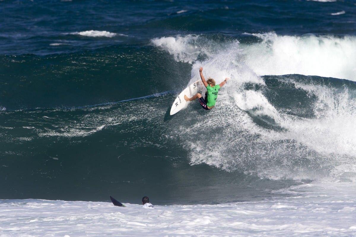 Check Out Pro Surfer John John Florence