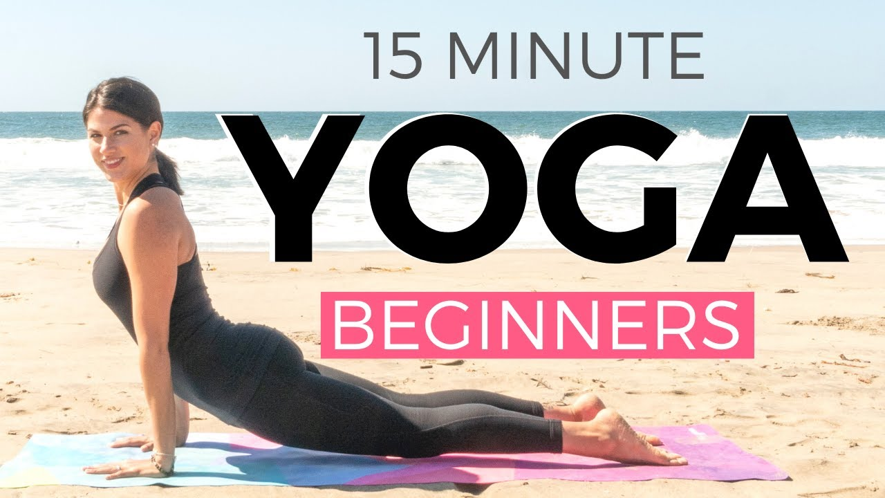 Check Out These 15 Minute Yoga Classes Online