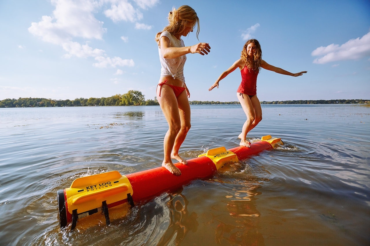 Discover the Historic Sport of Logrolling