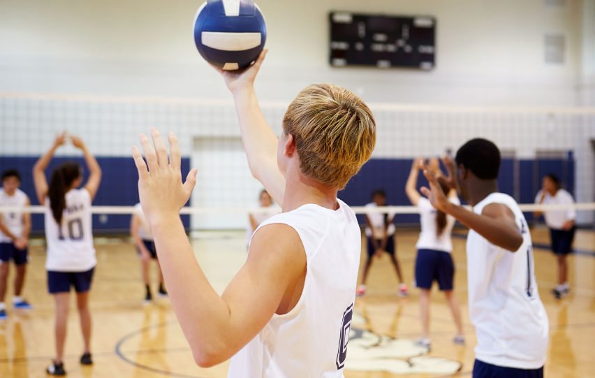 The Basics of Playing Volleyball