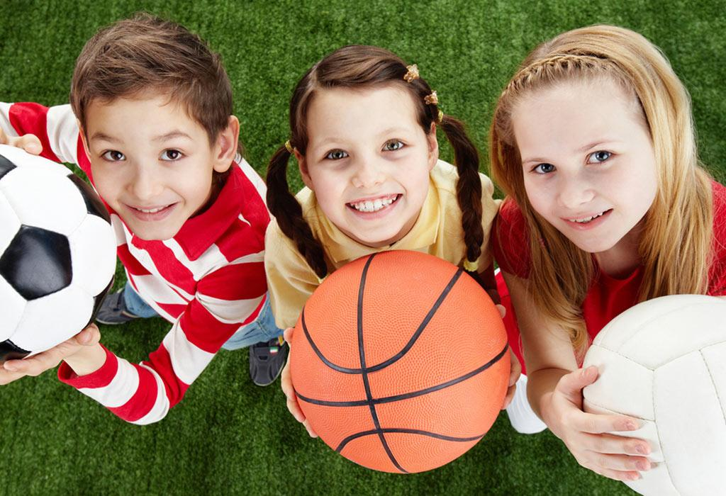 Sports for Children: Discover 5 Techniques that Help in Their Development
