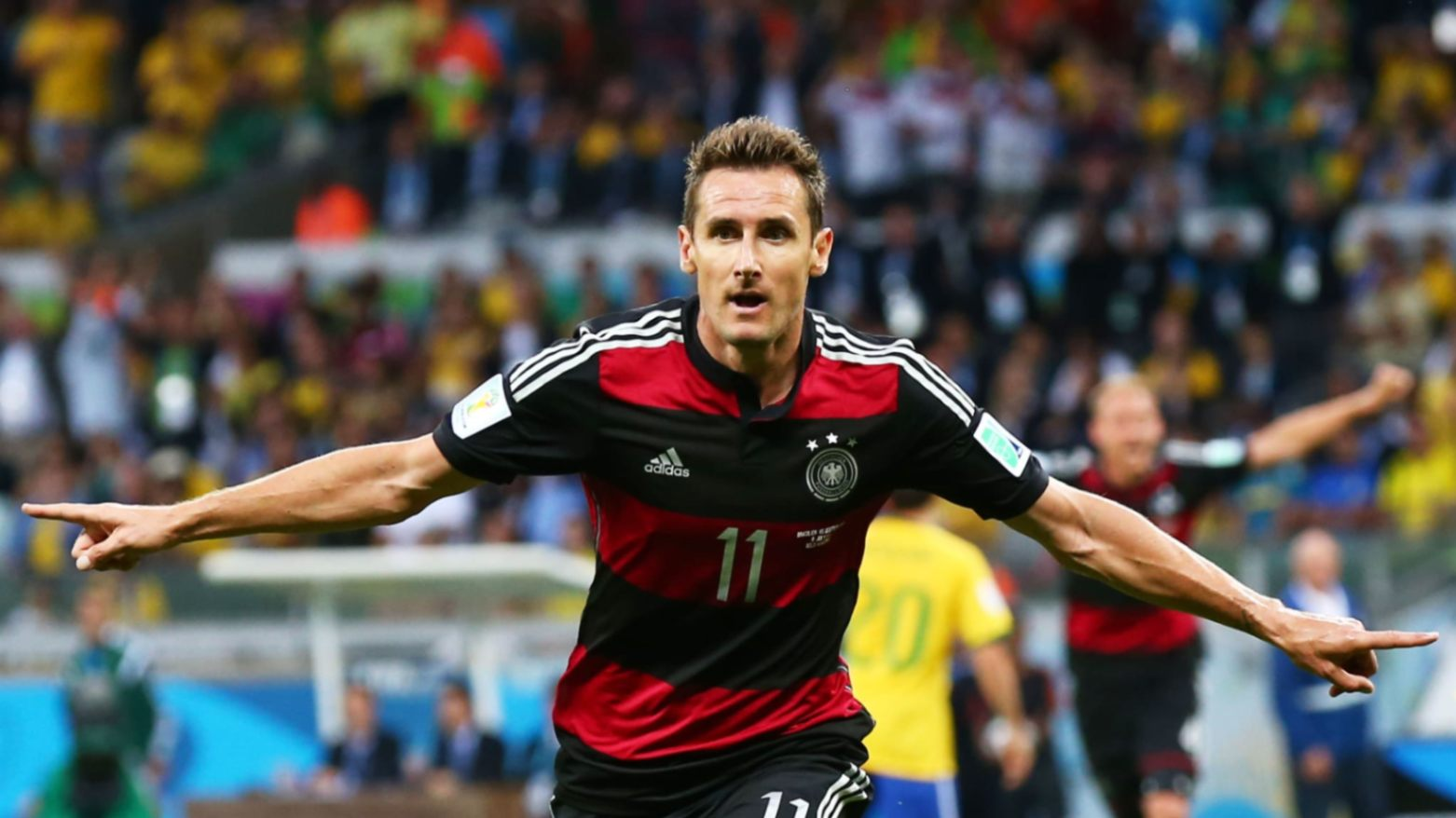 Meet the Idols of the Football World Cup