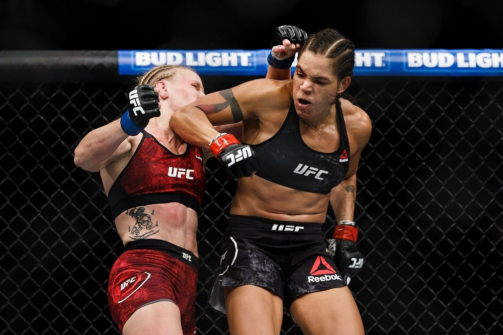 Discover the Top Female UFC Champions