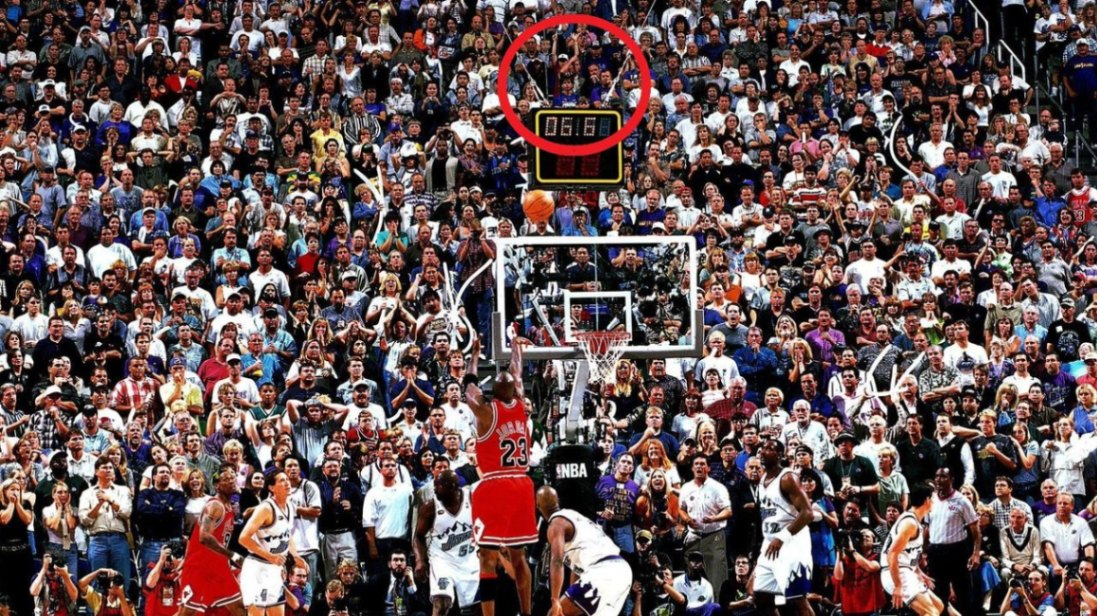 The 17 Best Moments of Football and Basketball