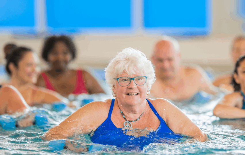 The Most Efficient Sports for Those Who Are 60+
