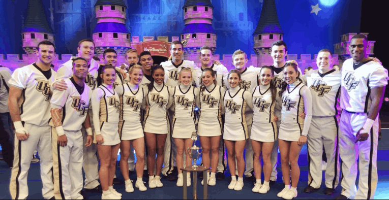 The Top 15 Best Groups of Cheerleaders in the USA