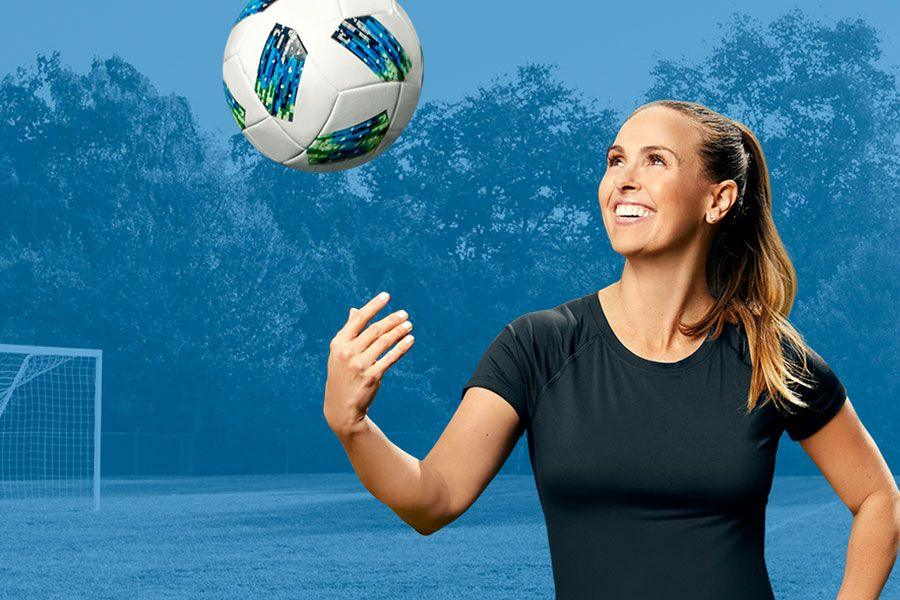 These Are the Most Beautiful Women's Soccer Players