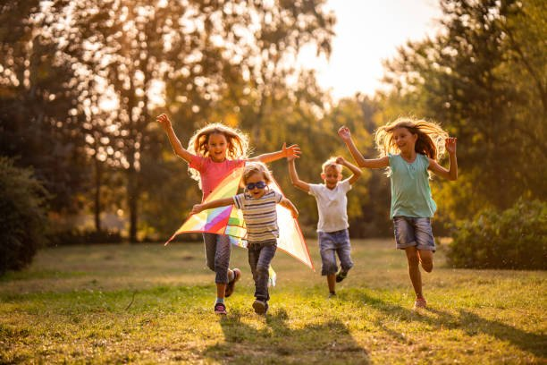 Daily Exercises for Children to Expend Energy