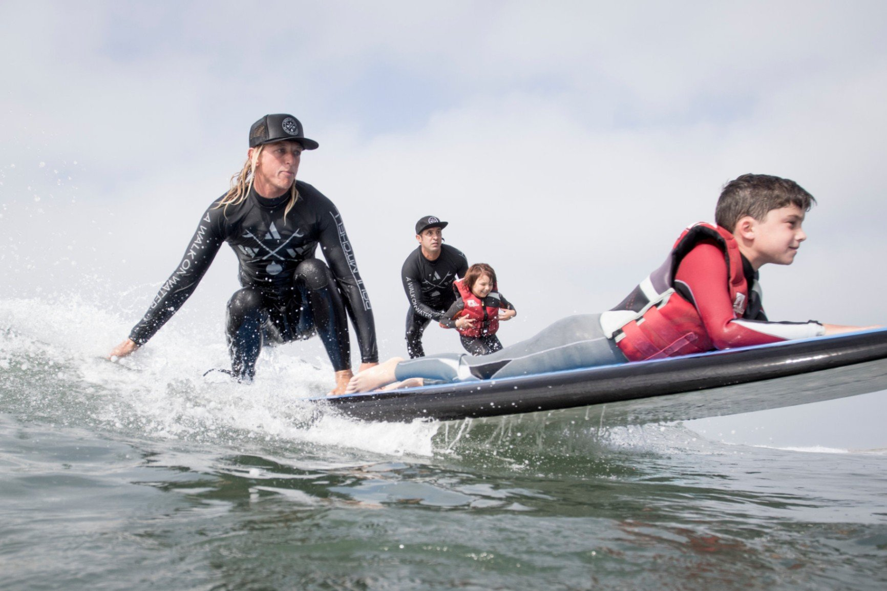 What Is the Relationship Between Surfing and Autistic Children? - Learn About It Here