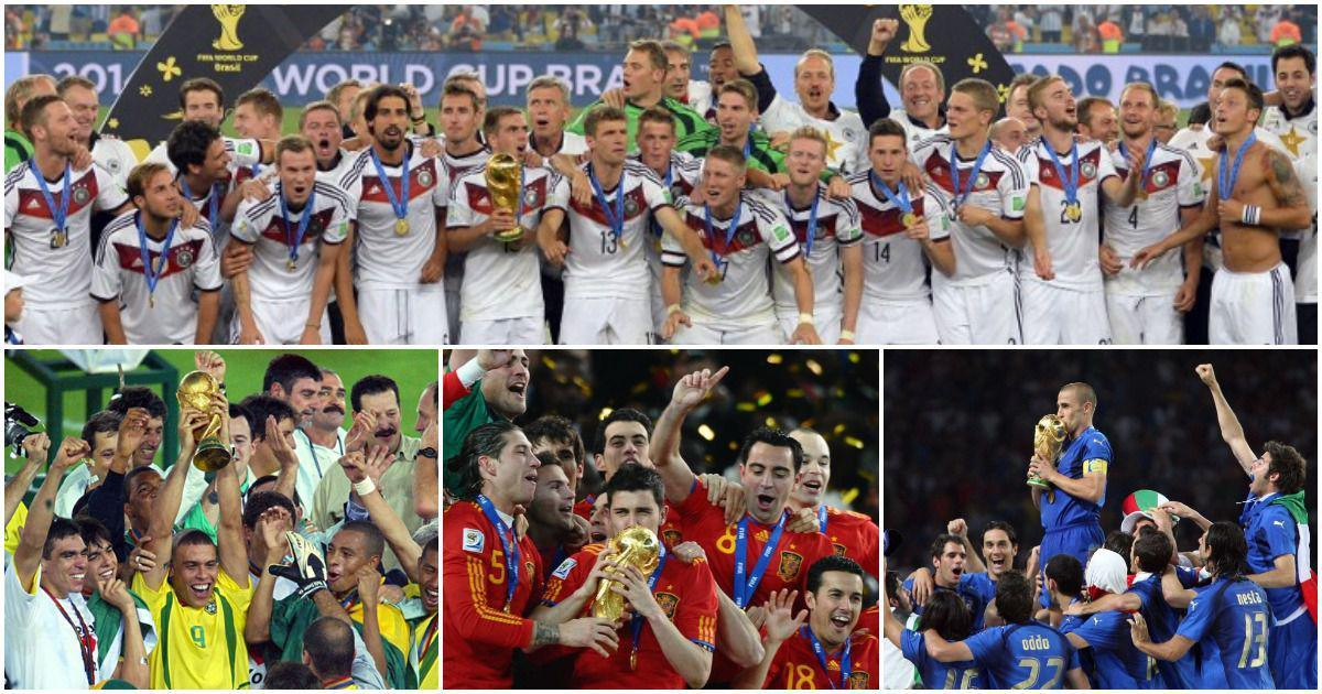 10 Fun Facts About the World Cup